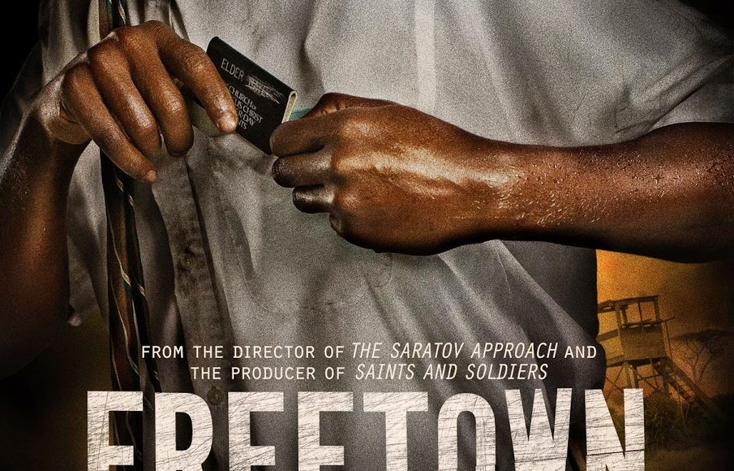 #MovieNightwithJKJ THIS Friday! Get Your FREE Tickets and Watch Freetown with Me! #FREETOWNMOVIE