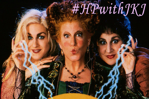 You, Me, #AL, HOCUS POCUS, Friday Night!